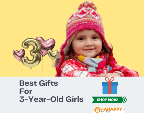 12 Best Gifts For a 3-Year-Old Girl