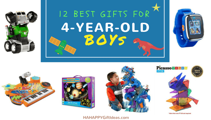 Best Gifts For a 4-Year-Old Boy(1)