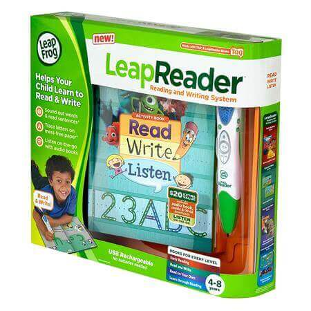 Best Gifts For a 5-Year-Old Boy LeapReader Reading and Writing System
