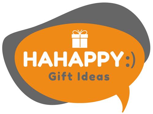 HAHAPPY logo