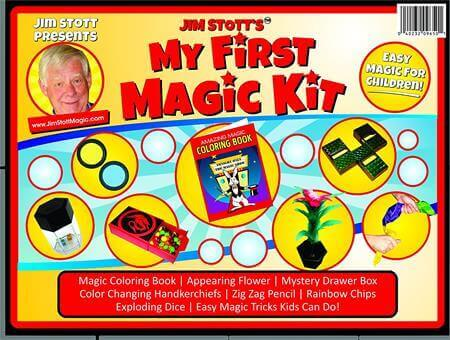 Jim Stotts My First Magic Kit