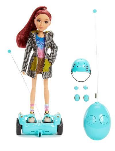 Project Mc2 Camryn Remote Control Hoverboard with Doll