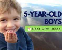 The Best Gifts For a 5-Year-Old Boy