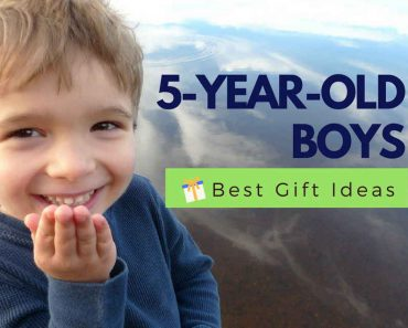 12 Best Gifts For A 5 Year Old Boy