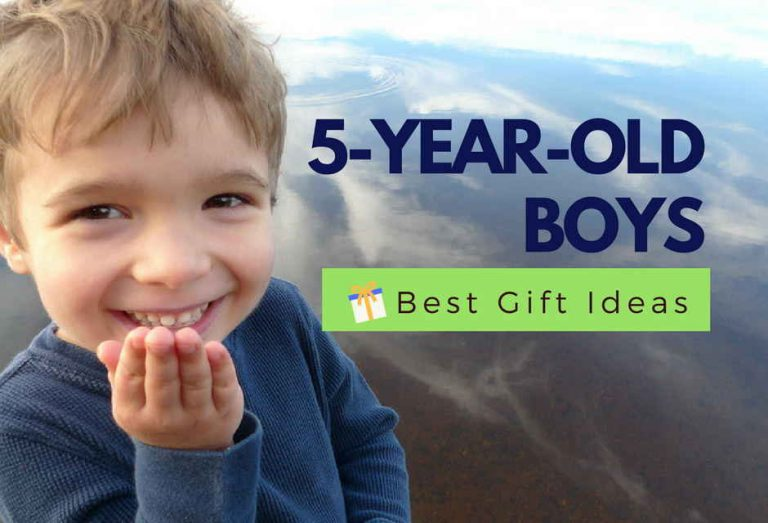12 Best Gifts For a 5-Year-Old Boy