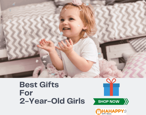 12 Best Gifts For a 2-Year-Old Girl – Sweet and Fun
