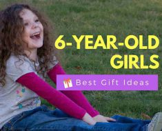 the Best Gifts For A 6-Year-Old Girl