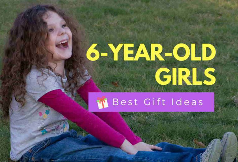 12 Best Gifts For A 6-Year-Old Girl