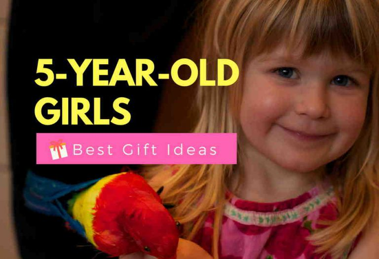 12 Best Gifts For a 5-Year-Old Girl