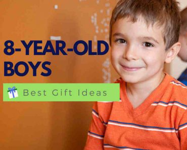 12 Best Gift For An 8 Year Old Boy