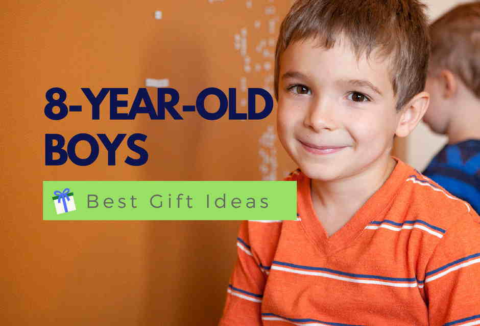 12 Best Gift for An 8-Year-Old Boy