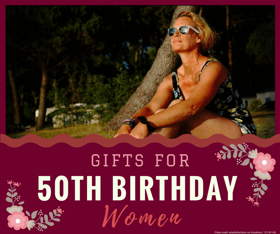 50th Birthday Gifts for Women 2