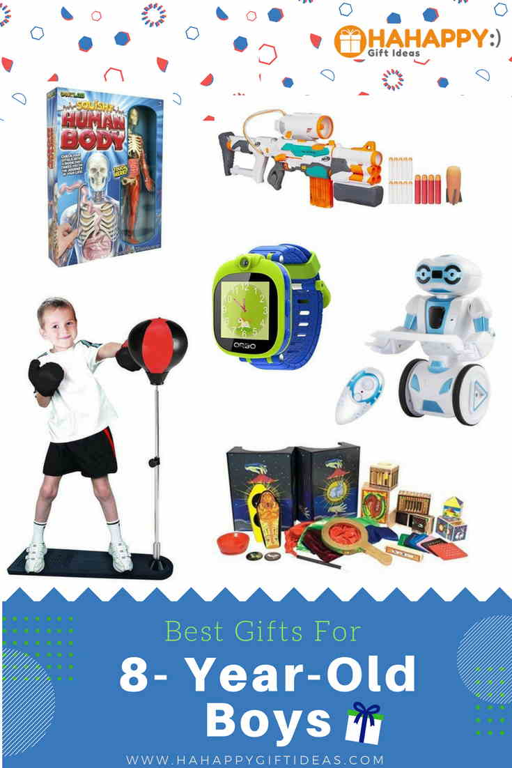 Toys For 8 Year Boys : Best gift for an year old boy educational fun