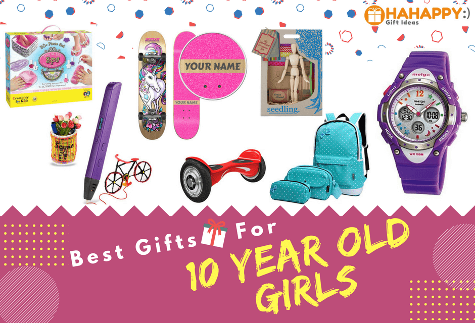 Best Gifts For 10-Year-Old Girls