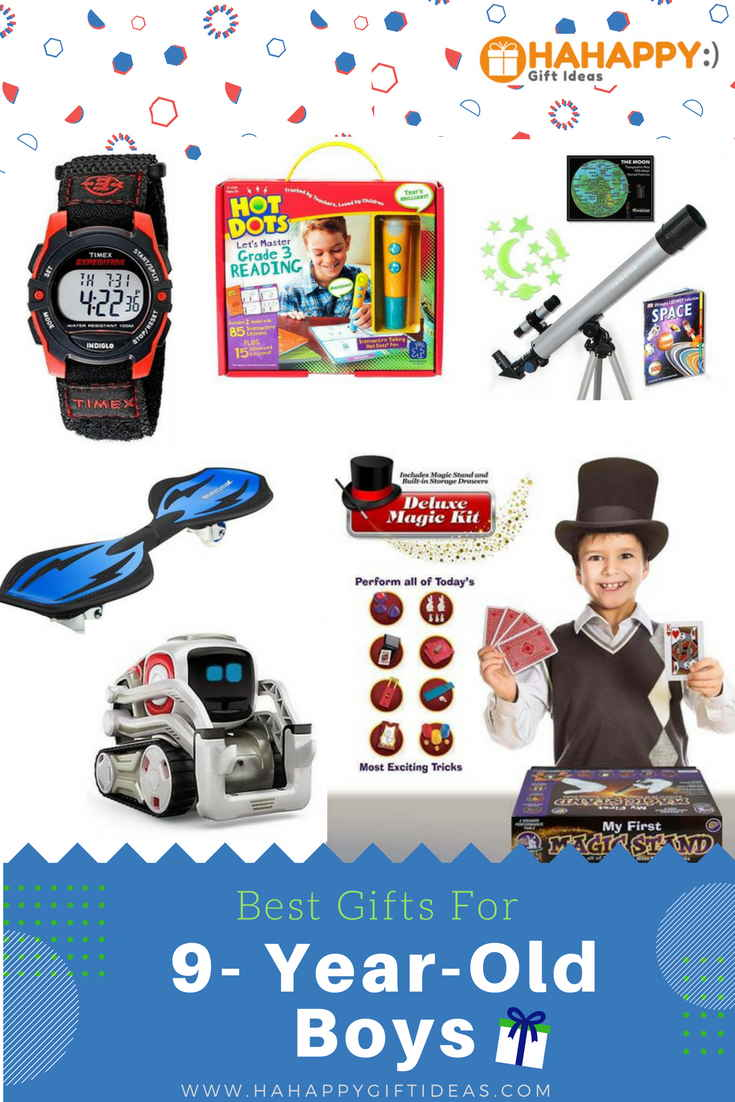 12 Best Gifts Toys For 9 Year Old Boys