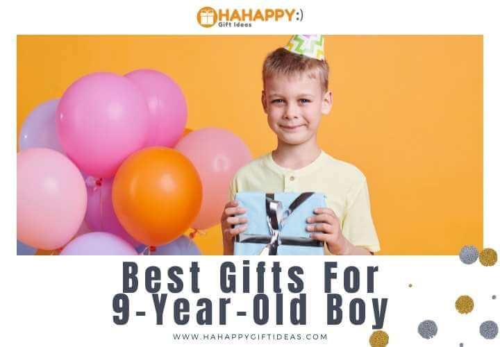 12 Best Gifts For A 9-Year-Old Boy