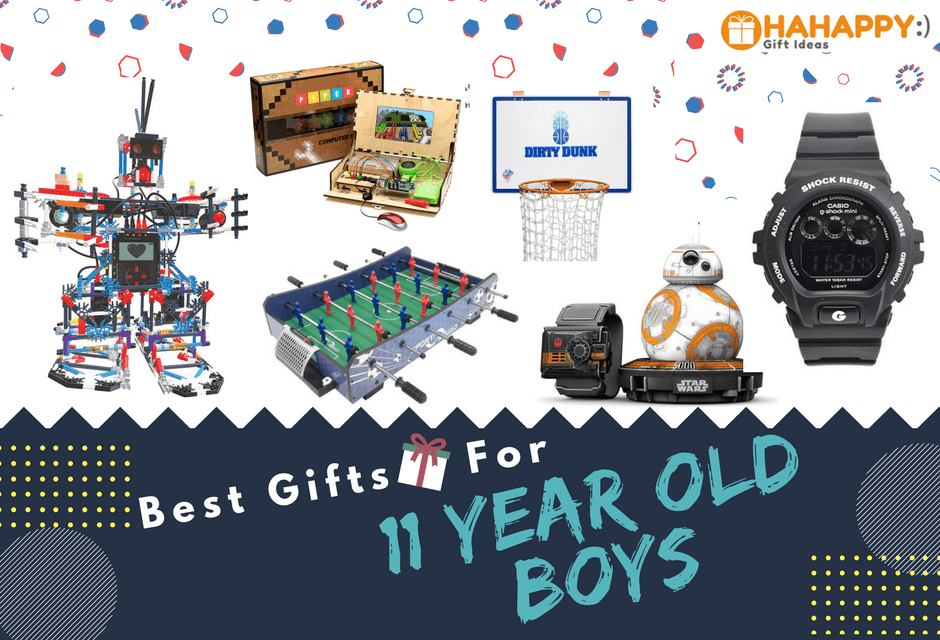 Best Gifts For An 11-Year-Old Boy