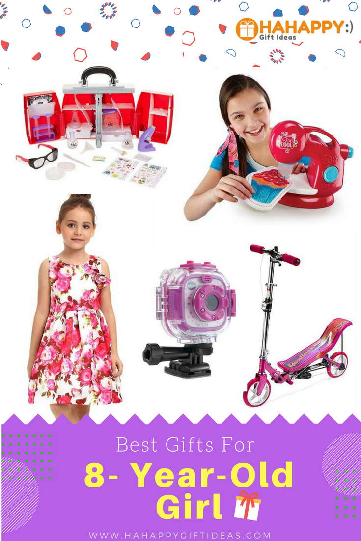 12 Best Gifts Toys For 8 Year Old Girls