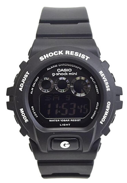 CASIO watch G-SHOCK mini GMN-691-1AJF