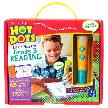 Educational Insights Hot Dots Reading Set