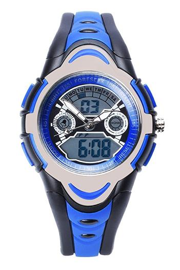 FSX-212G Sports Analog Digital Dual Time Water Resistant Wrist Watches