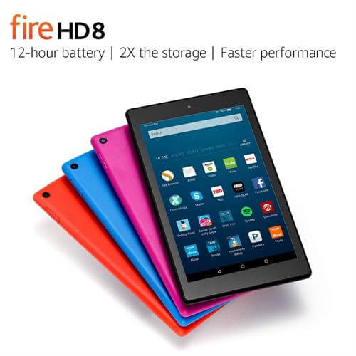 Fire HD 8 Tablet 16 GB