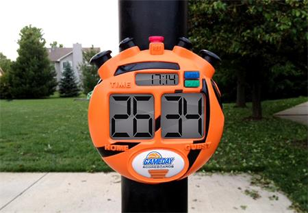 GameDay Basketball Scoreboard for Kids