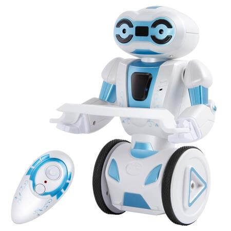 hi tech 24ghz wireless remote control toys smart robot