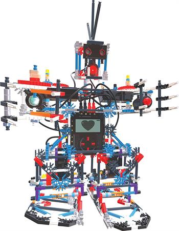 KNEX Education – Robotics Building System Set