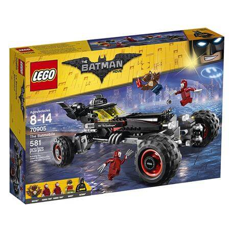 LEGO Batmobile Building Kit