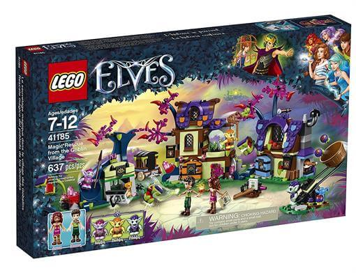 LEGO Elves Magic Rescue From The Goblin Village