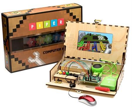 Piper Computer Kit Educational Computer that Teaches STEM and Coding