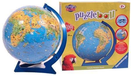 Ravensburger XXL Children Globe Puzzleball