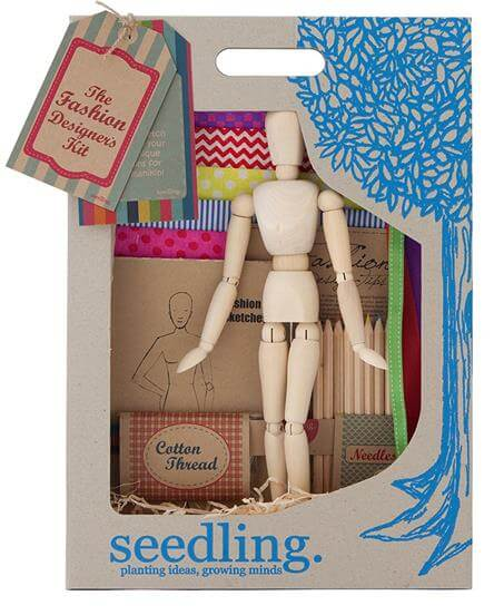 Girls Seedling Fashion Designers Kit
