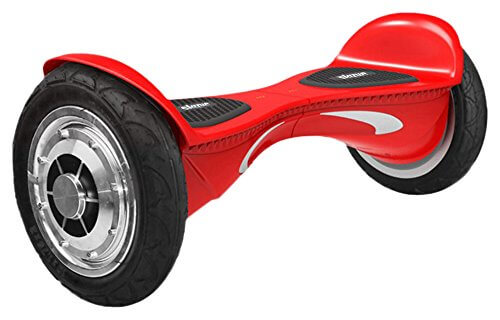 Skque Hoverboard With Bluetooth Speaker And LED Lights