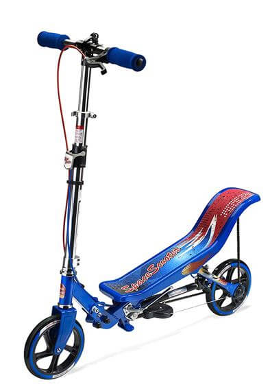 Space Scooter Ride On