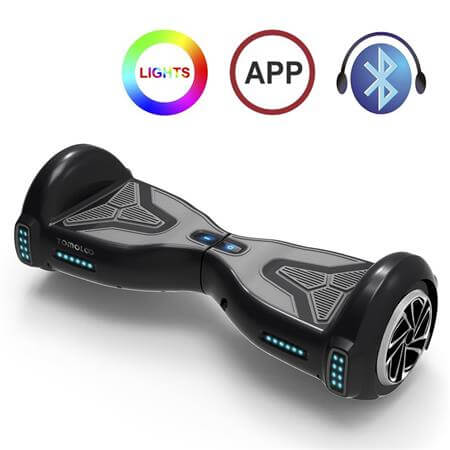 Tomoloo Hoverboard Self Balancing Scooter Electric Hover Board 12 Best Gifts For An 11 Year Old Boy Hahappy Gift Ideas