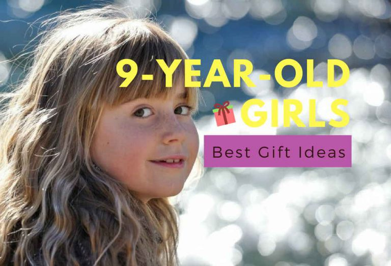 12 Best Gifts For A 9-Year-Old Girl