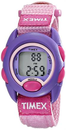 Timex Kids Digital Watch with Elastic Nylon Strap