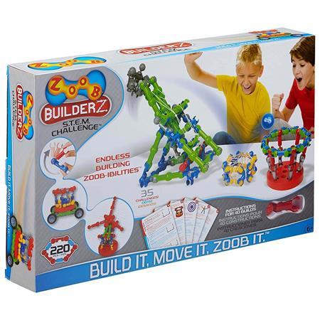 ZOOB BuilderZ Challenge