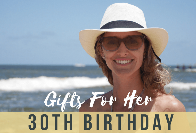 18 Great 30th Birthday Gifts For Her