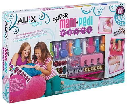 Alex Super Mani Pedi Party