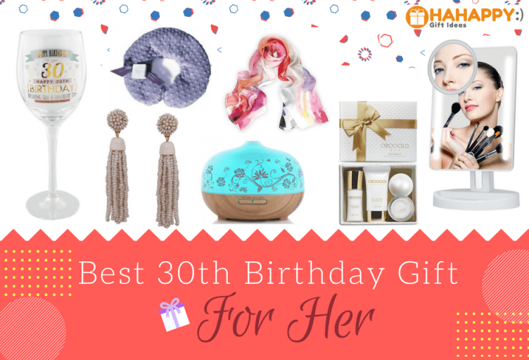 Best 30th Birthday Gifts For Her