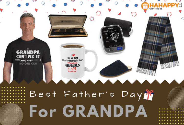 Best Fathers Day Gifts for Grandpa