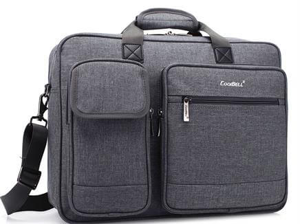 CoolBell Inch Laptop Briefcase Protective Messenger Bag
