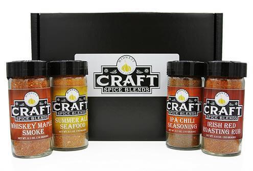 Craft Spice Blends Seasoning Gift Set