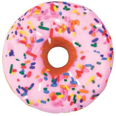 Donut Shaped Bi-Color