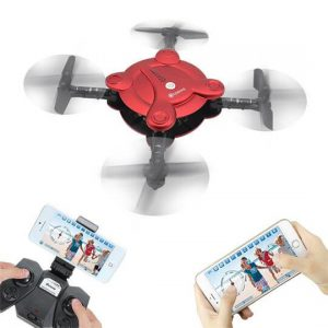 EACHINE E55 WiFi Foldable Pocket Drone