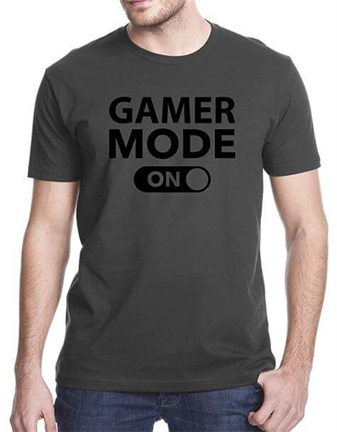 Gamer Mode On T-Shirt