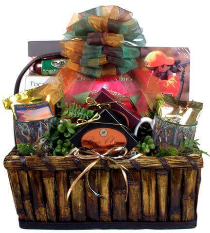 Gift Basket Village Deluxe Hunting for Hunters-2